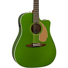 California Redondo Player Acoustic-Electric Guitar Lime Green
