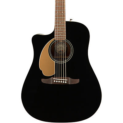 Fender California Redondo Player Left-Handed Acoustic-Electric Guitar