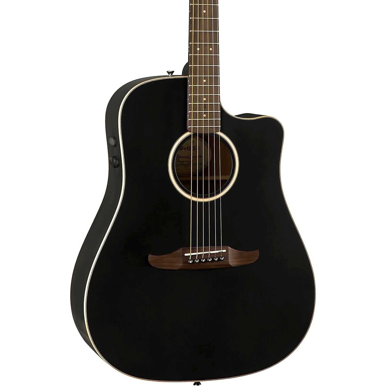 Fender California Redondo Special Acoustic-Electric Guitar