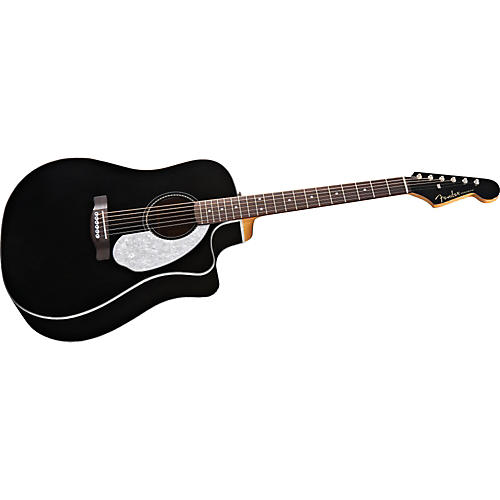 Fender California Series Sonoran SCE Custom Dreadnought Acoustic-Electric Guitar