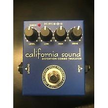 AMT Electronics California Sound Distortion Combo Sim Effect Pedal