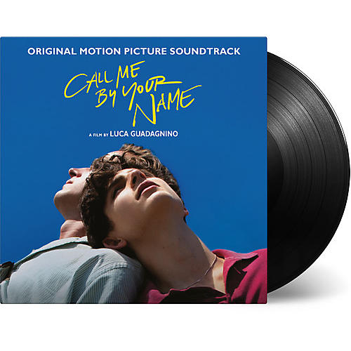 Alliance Call Me By Your Name (original Soundtrack)