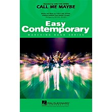 Hal Leonard Call Me Maybe - Easy Pep Band/Marching Band Level 2