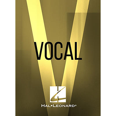 Hal Leonard Camelot Vocal Score Series  by Frederick Loewe