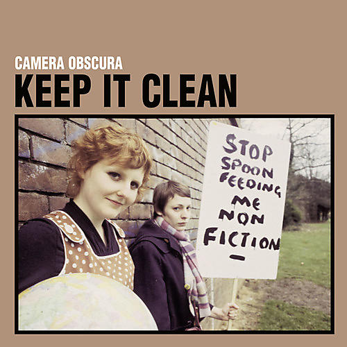 Alliance Camera Obscura - Keep It Clean (25th Elefant Anniversary Reissue)