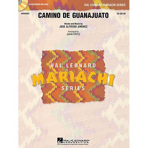 Hal Leonard Camino De Guanajuato (The Road to the City of Guanajuato) Concert Band Level 3 Arranged by Juan Ortiz