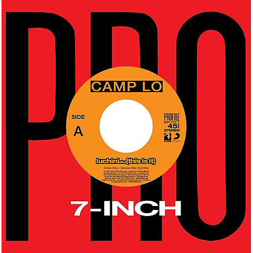 Alliance Camp Lo - Luchini Aka (This Is It) / Swing