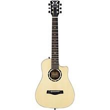 Open BoxTraveler Guitar Camper Series CS10 Acoustic Travel Guitar