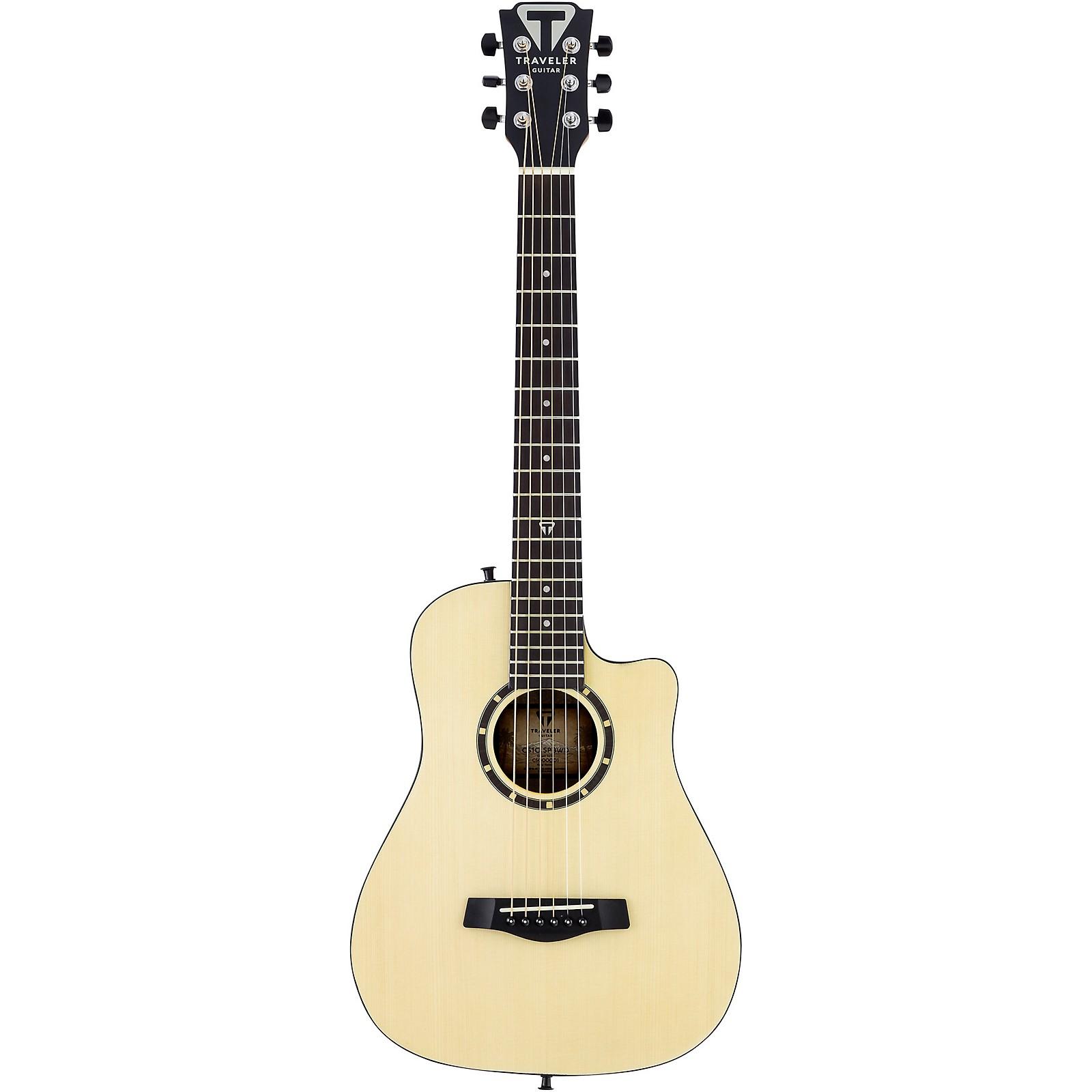 Traveler Guitar Camper Series CS10 Acoustic Travel Guitar