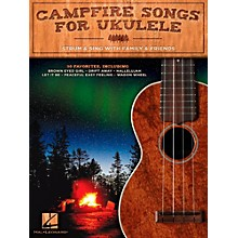 Hal Leonard Campfire Songs For Ukulele