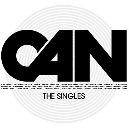 Alliance Can - The Singles