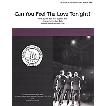 Barbershop Harmony Society Can You Feel the Love Tonight? TTBB A Cappella arranged by June Dale