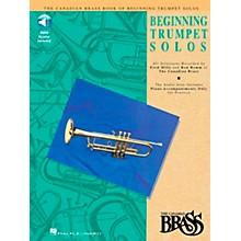 Hal Leonard Canadian Brass Beginning Trumpet Book/CD