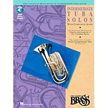 Hal Leonard Canadian Brass Intermediate Tuba Solo CD/Pkg