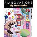 Willis Music Candies (Pianovations Big-Note Series/Mid to Later Elem Level) Willis Series by Carolyn C. Setliff thumbnail