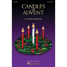 Brookfield Candles of Advent CHOIRTRAX CD Arranged by John Purifoy