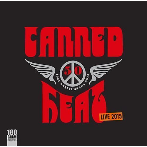 Alliance Canned Heat - 50th Anniversary Live 2015