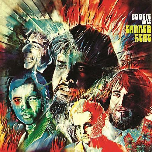 Alliance Canned Heat - Boogie with Canned Heat