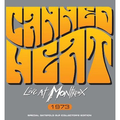 Alliance Canned Heat - Live at Montreaux 1973