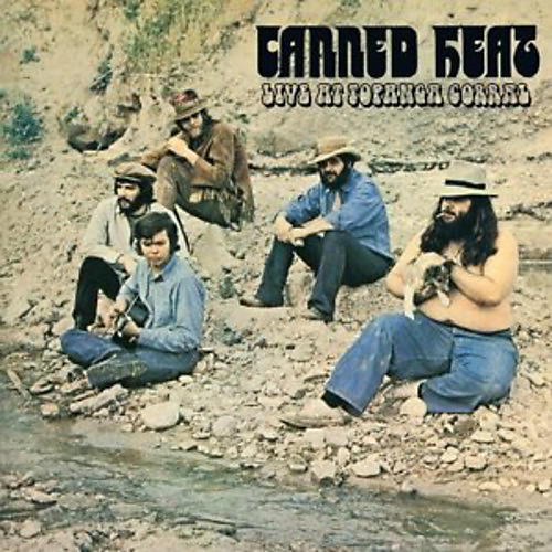 Alliance Canned Heat - Live at Topanga Corral