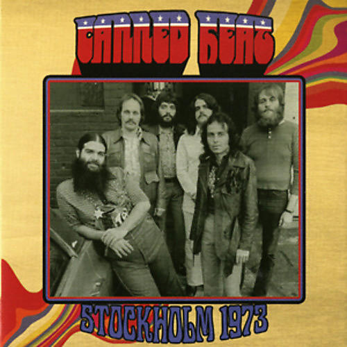 Alliance Canned Heat - Stockholm 1973