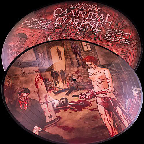 Alliance Cannibal Corpse - Gallery Of Suicide [25Th Anniversary]