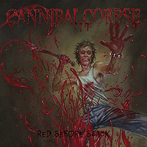 Alliance Cannibal Corpse - Red Before Black