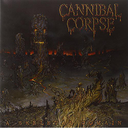 Alliance Cannibal Corpse - Skeletal Domain: Bronze
