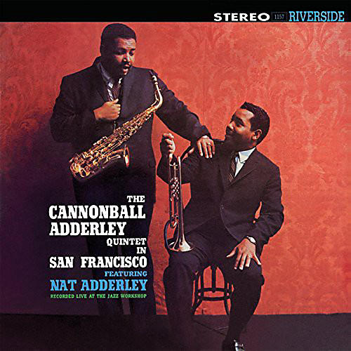 Alliance Cannonball Adderley - In San Francisco