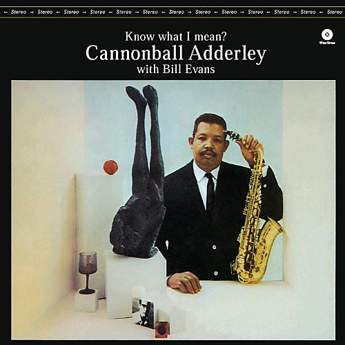 Alliance Cannonball Adderley - Know What I Mean