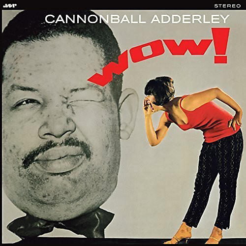 Alliance Cannonball Adderley - Wow