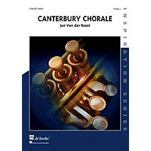 De Haske Music Canterbury Chorale Concert Band Level 3 Composed by Jan Van der Roost