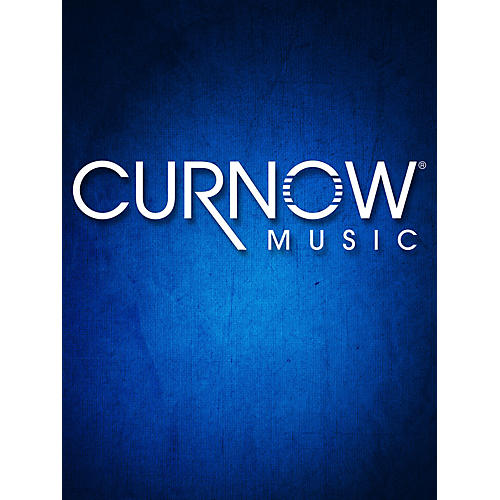 Curnow Music Canticle at Christmastide (Grade 3 - Score Only) Concert Band Level 3 Arranged by James Curnow