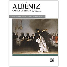 Alfred Cantos de Espana, Op. 232 Advanced
