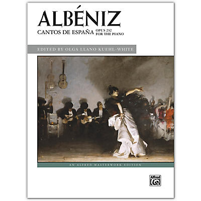 Alfred Cantos de Espana, Op. 232 Advanced