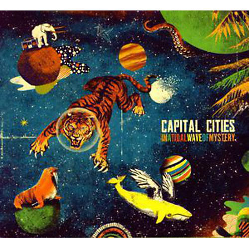 Alliance Capital Cities - In a Tidal Wave of Mystery