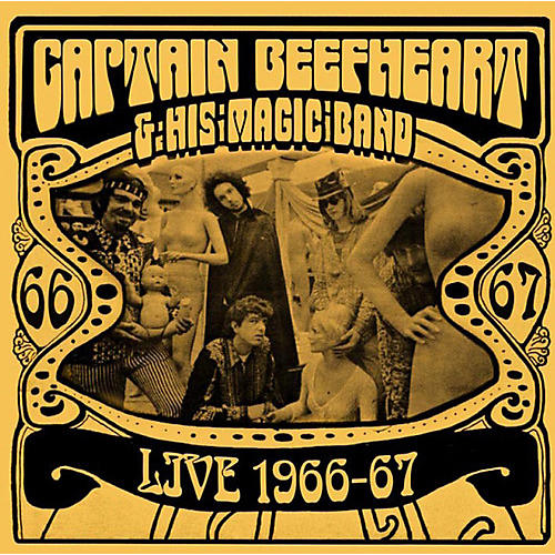 Alliance Captain Beefheart - Live 1966-67