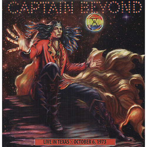 Alliance Captain Beyond - Live in Texas - October 6, 1973