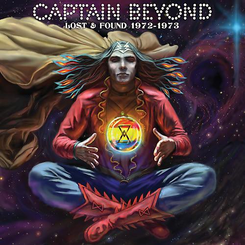 Alliance Captain Beyond - Lost & Found 1972-1973