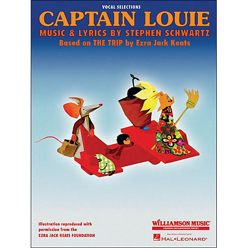 Hal Leonard Captain Louie Vocal Selections arranged for piano, vocal, and guitar (P/V/G)