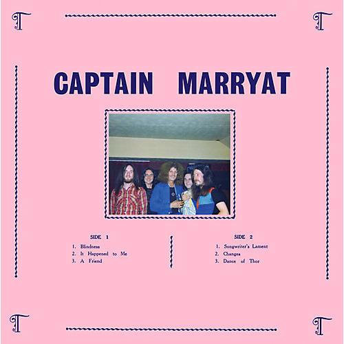 Alliance Captain Marryat - Captain Marryat