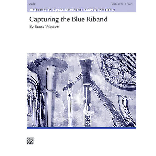 Alfred Capturing the Blue Riband - Grade 1.5 (Easy)