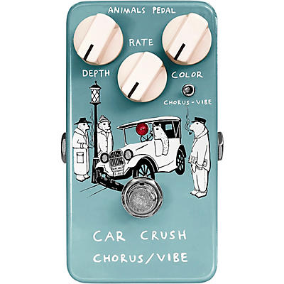 Animals Pedal Car Crush Chorus Effects Pedal