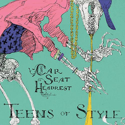 Alliance Car Seat Headrest - Teens of Style