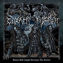 Carach Angren - Dance & Laugh Amongst The Rotten (Blue Vinyl)