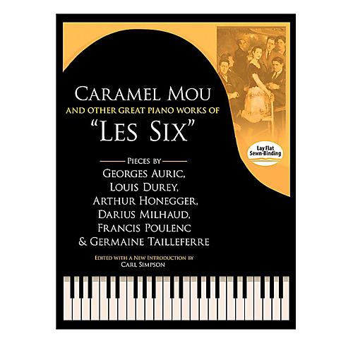 Alfred Caramel Mou and Other Great Piano Works of