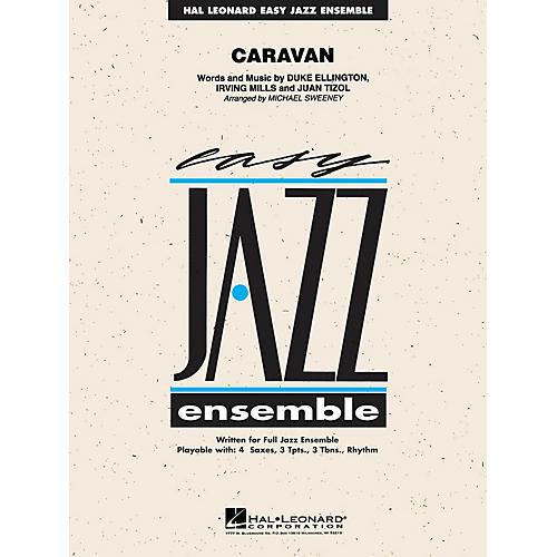 Hal Leonard Caravan Jazz Band Level 2 by Duke Ellington Arranged by Michael Sweeney