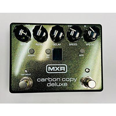 MXR Carbon Copy Deluxe Effect Pedal