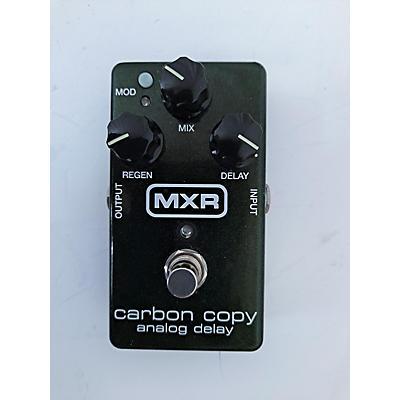 MXR Carbon Copy Effect Pedal