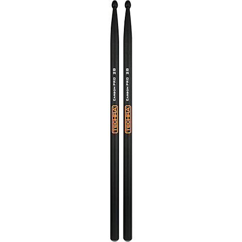 TECHRA Carbon Pro Drum Sticks 2B